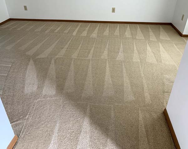 clean carpet