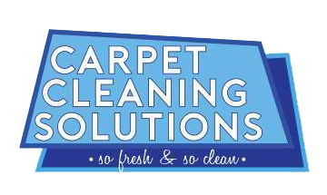 carpet cleaning solutions logo